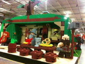 Dom Hobbita Wykonany Z Klocków Lego Technogadżet