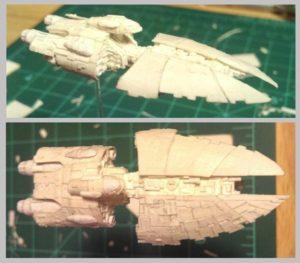projekty kosmicznych statków