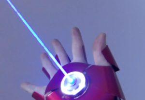 rękawicę Iron Mana