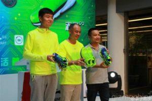 inteligentne buty sportowe
