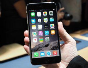 iPhone przetrwał upadek