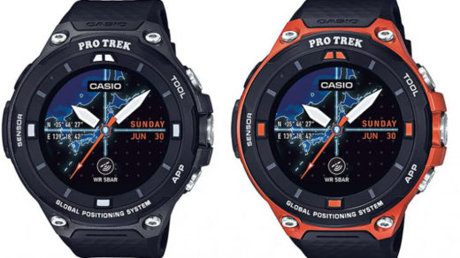 smartwatch Casio WSD-F20