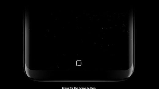 Galaxy S8 home