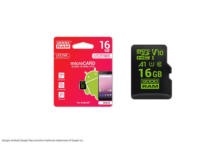 Karta Pamieci A1 Dla Smartfona Z Androidem Technogadzet