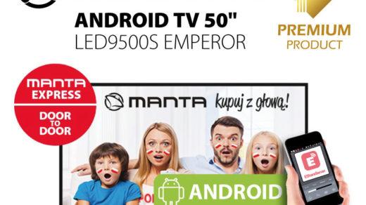 telewizor z Android TV