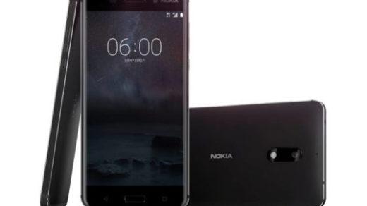Smartfony Nokii