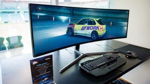 monitory dla graczy