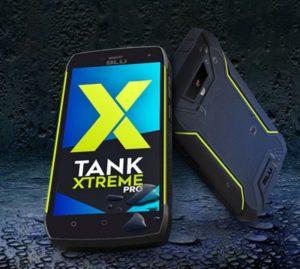 BLU Tank Xtreme Pro