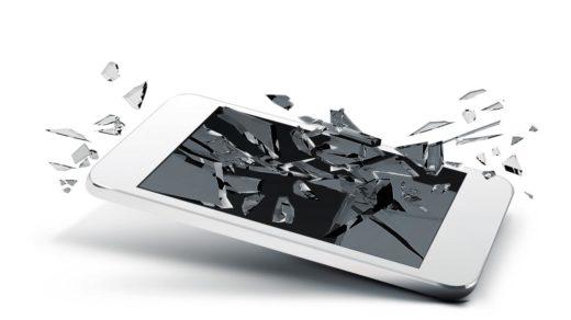 naprawi ekran smartfona