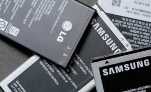 Bateria do smartfona