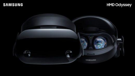 HMD Odyssey VR