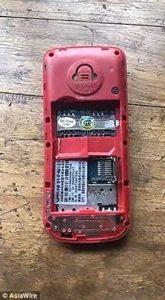 eksplozji telefonu