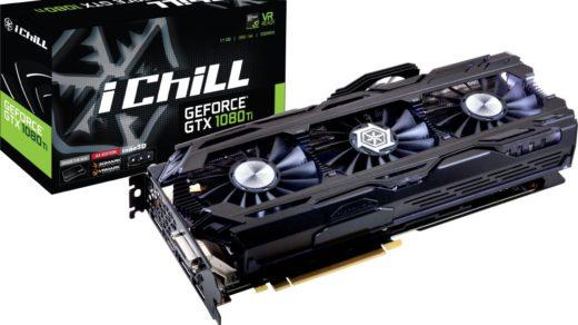 Ichill GeFroce GTX 1080 Ti X4 Ultra
