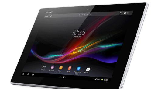 Xperia XZ2 Tablet