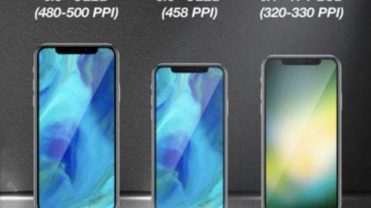 6,5-calowy iPhone X