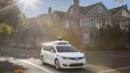 samochody autonomiczne