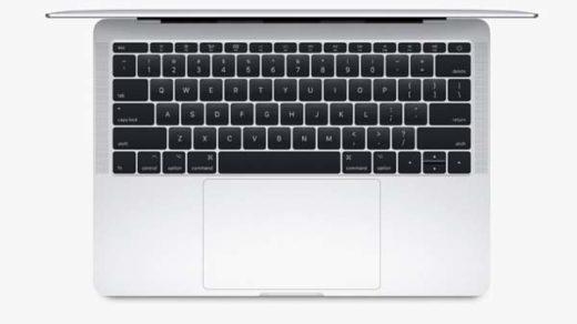 wadliwe klawiatury w MacBookach