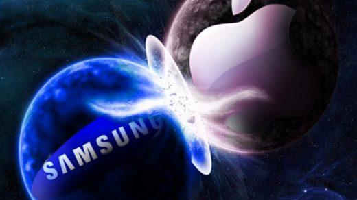 Samsung i Apple