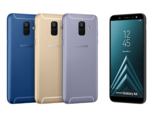 Galaxy A6