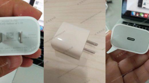 ładowarka Apple z USB-C