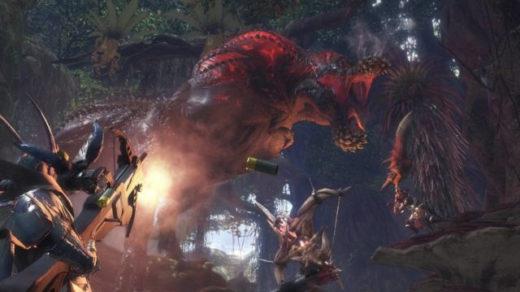 wymagania techniczne pecetowej wersji Monster Hunter World