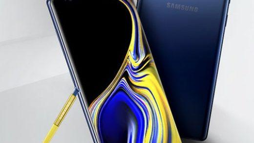 Galaxy Note 9