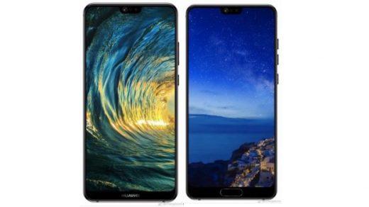 smartfonów z notchem