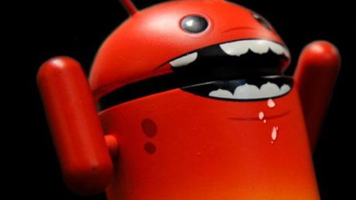lukę w Androidzie