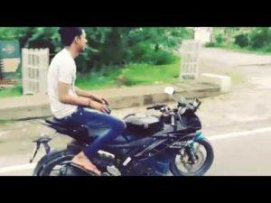 autonomiczny motocykl