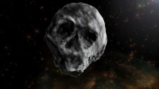 tajemnicza asteroida