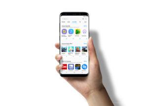 Aplikacja do podłączenia Korei Południowej