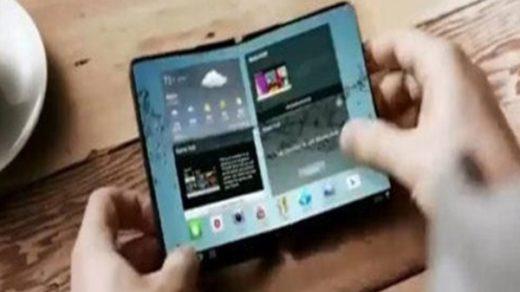 składany tablet