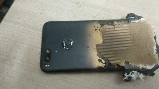 Xiaomi Mi A1 eksplodował