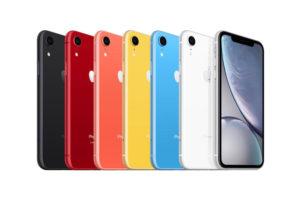 iPhone XR
