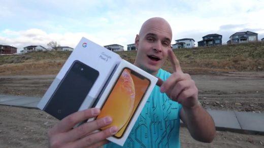 test smartfonów