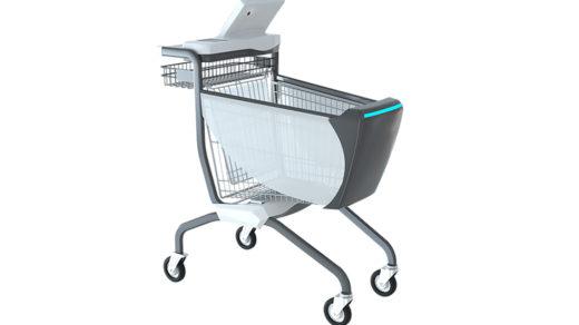 inteligentny wózek sklepowy