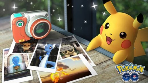 Pokemon GO Snapshot