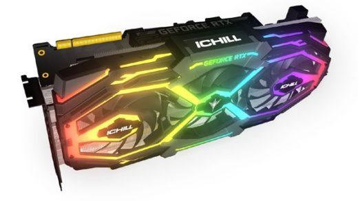 RTX 2070 iChill X3 Jekyll