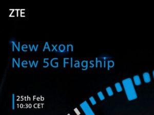 ZTE Axon 5G