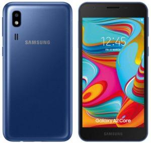 Galaxy A2 Core