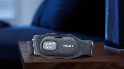 SmartSleep Snoring Relief Band