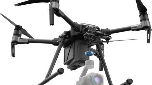 rejestrację dronów