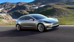elektrycznych aut