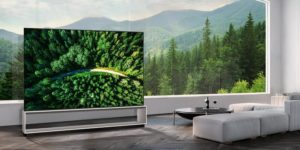 telewizor 8K