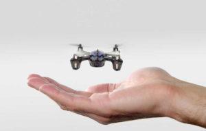 niewielkie drony