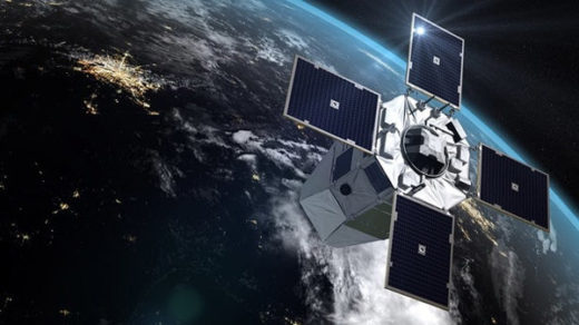 bojowe satelity