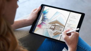 składany iPad