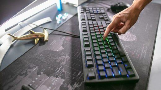 mechaniczne klawiatury