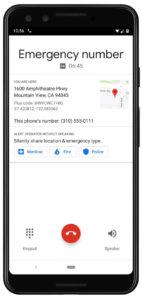 smartfony z Androidem