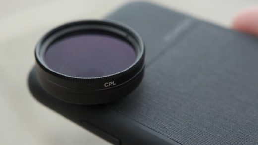 filtr do smartfonów